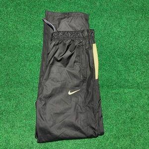 Mens Black Nike Storm-Fit Sweatpants Large